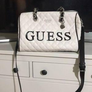 Guess satchel